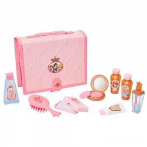 Disney Princess Style Collection - Travel Accessories Kit