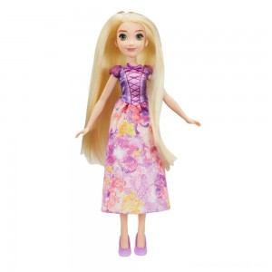 Black Friday - Disney Princess Royal Shimmer - Rapunzel Doll