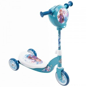 Disney Frozen 2 Secret Storage Scooter - Blue, Girl's
