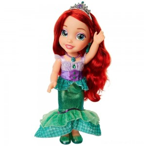Disney Princess Majestic Collection Ariel Doll