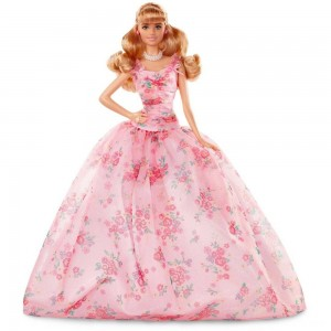 Black Friday - Barbie Collector Birthday Wishes Doll