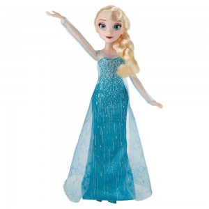 Black Friday - Disney Frozen Classic Fashion - Elsa Doll