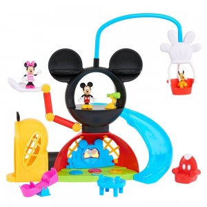Black Friday - Disney Mickey Clubhouse Adventures Playset