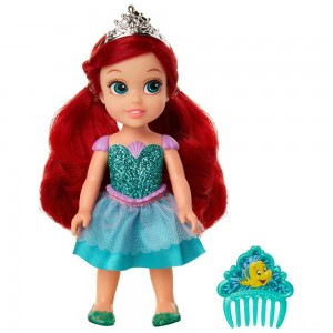 Disney Princess Petite Ariel Fashion Doll