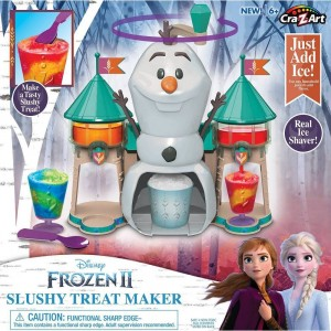 Disney Frozen 2 Slushy Treat Maker Activity Kit