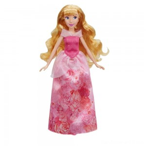 Disney Princess Royal Shimmer - Aurora Doll