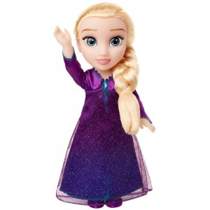 Black Friday - Disney Frozen 2 Into The Unknown Singing Feature Elsa Doll