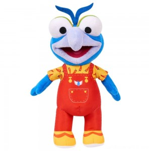 Black Friday - Disney Junior Muppet Babies Gonzo Plush