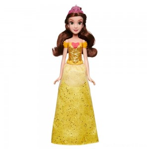 Disney Princess Royal Shimmer - Belle Doll