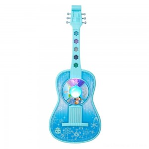 Black Friday - Disney Frozen Magic Touch Guitar with Lights and Sounds