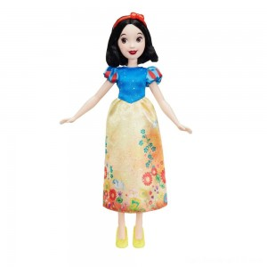 Black Friday - Disney Princess Royal Shimmer - Snow White Doll