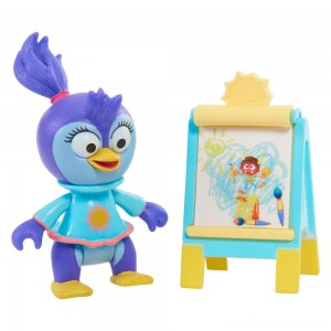 Black Friday - Disney Junior Muppet Babies Poseable Summer Penguin