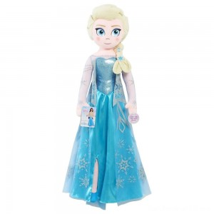 Black Friday - Disney Frozen Jumbo Singing Elsa