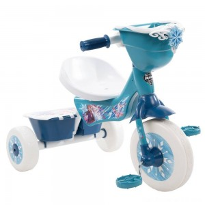 Black Friday - Huffy Disney Frozen Secret Storage Tricycle - Blue, Girl's