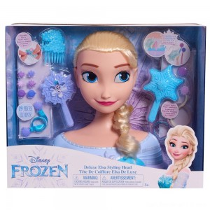 Black Friday - Disney Princess Elsa Deluxe Styling Head