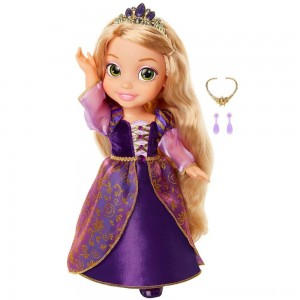 Black Friday - Disney Princess Majestic Collection Rapunzel Doll