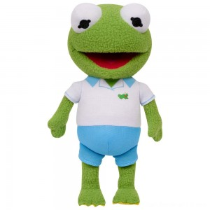 Black Friday - Disney Junior Muppet Babies Kermit Plush
