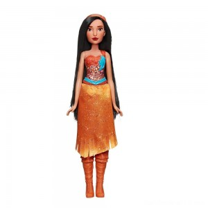 Disney Princess Royal Shimmer - Pocahontas Doll