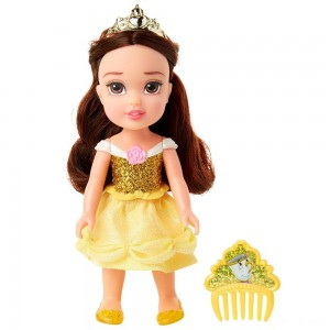 Disney Princess Petite Belle Fashion Doll