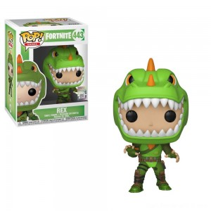 Black Friday - Funko POP! Games: Fortnite - Rex