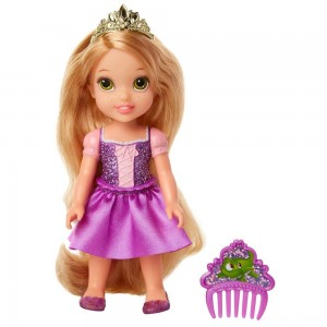 Black Friday - Disney Princess Petite Rapunzel Fashion Doll