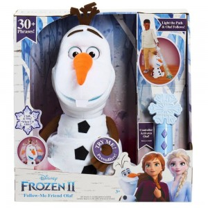 Black Friday - Disney Frozen 2 Follow Me Friend Olaf