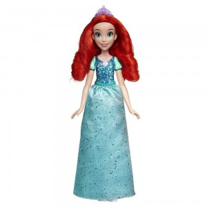 Black Friday - Disney Princess Royal Shimmer - Ariel Doll