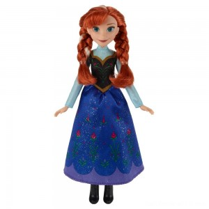 Black Friday - Disney Frozen Classic Fashion - Anna Doll
