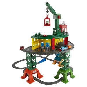 Black Friday - Fisher-Price Thomas & Friends Super Station Trackset