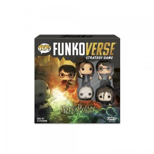 Black Friday - Funkoverse Board Game: Harry Potter #100 Base Set
