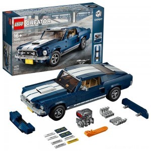 Black Friday - LEGO Creator Expert Vehicles Ford Mustang 10265