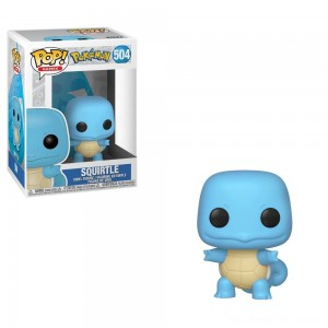 Black Friday - Funko POP! Games: Pokemon - Squirtle