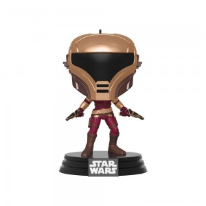 Black Friday - Funko POP! Star Wars: The Rise of Skywalker - Zorii Bliss