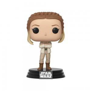 Black Friday - Funko POP! Star Wars: The Rise of Skywalker - Lieutenant Connix