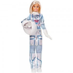Black Friday - Barbie Careers 60th Anniversary Astronaut Doll