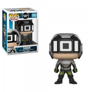 Black Friday - Funko POP! Movies: Ready Player One - Sixer