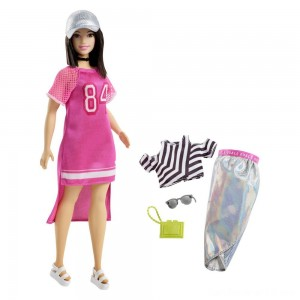 Black Friday - Barbie Fashionista Hot Mesh Doll