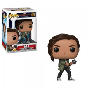 Black Friday - Funko POP! Marvel: Spider-Man: Far From Home - MJ