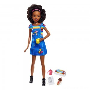 Barbie Skipper Babysisters Inc. Doll - Brunette