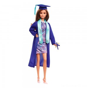Black Friday - Barbie Graduation Day Teresa Doll