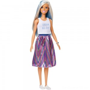 Black Friday - Barbie Fashionistas Doll #120 Dream All Day