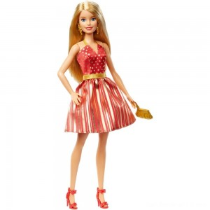 Black Friday - Barbie Holiday Doll, fashion dolls