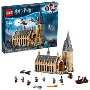 Black Friday - LEGO Harry Potter Hogwarts Great Hall 75954