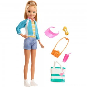 Barbie Travel Stacie Doll