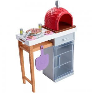 Black Friday - Barbie Brick Oven Accessory