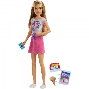 Black Friday - Barbie Skipper Babysitters Inc. Doll Playset