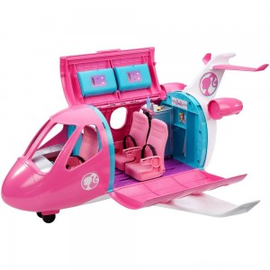 Black Friday - Barbie Dream Plane, toy vehicles