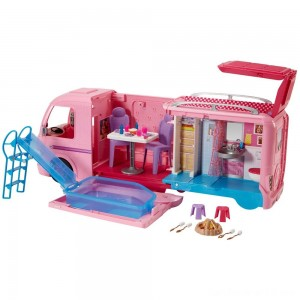 Black Friday - Barbie Dream Camper Playset