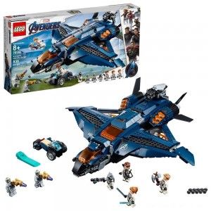 Black Friday - LEGO Marvel Avengers Ultimate Quinjet 76126