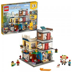 LEGO Creator Townhouse Pet Shop & Café 31097